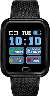 Smart Activity Tracker BOUNCEFIT Sleep Control, Remote Camera, Step, Notification Black – QCC-1006