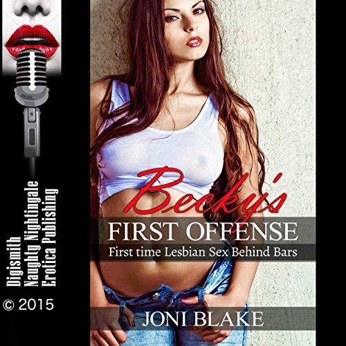 Becky's First Offense audiobook cover art