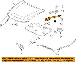 Genuine Honda 74145-TP6-A01 Hood Opener Damper Assembly