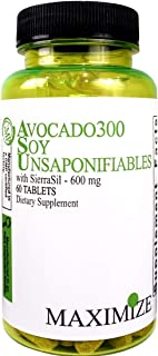 Avocado300 Soy Unsaponifiables 60 Tablets