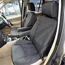 North American Custom Covers Compatible Seat Covers for Land Rover LR2 - Front Pair - Tailored & Waterproof
