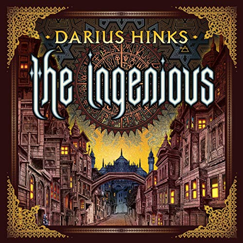 Couverture de The Ingenious