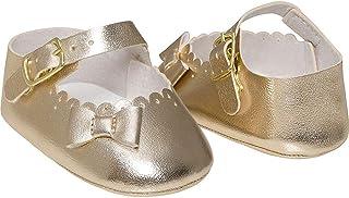 Sapato de Menina Feminino Pimpolho BR Dourado