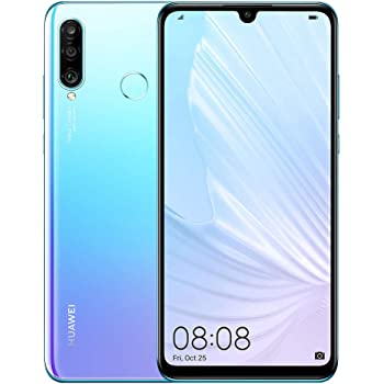 HUAWEI P30 Lite New Edition Marie-L21BX Dual-SIM 256GB (GSM Only | No CDMA) Factory Unlocked 4G/LTE Smartphone (Breathing Crystal) - International Version