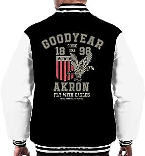 Goodyear Akron Fly with Eagles mäns universitetsjacka