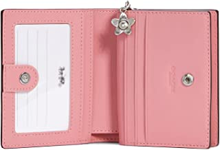 Women's Boxed Snap Wallet With Daisy Print