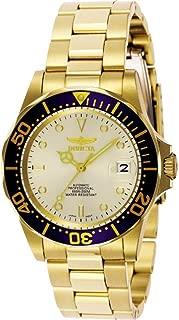 Men's 9743 Pro Diver Collection Gold-Tone Automatic Watch