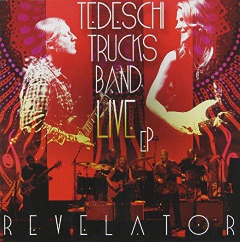 Live: Tedeschi Trucks Band by Susan Tedeschi, Derek Trucks, Tedeschi Trucks Band (0100-01-01)