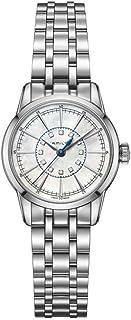 Hamilton - Reloj Analogico para Mujer de Cuarzo con Correa en Acero Inoxidable H40311191