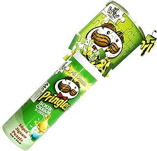 YWOW Games Pringles Sour Cream & Onion, 50-pc Mini Puzzle