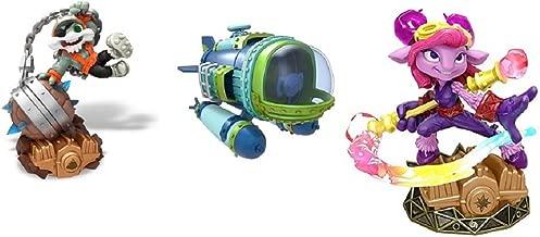 Skylanders SuperChargers: Smash Hit   Splat   Dive Bomber (Bundle Pack - includes 2 action figures and 1 vehicle)