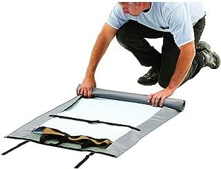 Bestop 42810-09 HOSS Charcoal Window Storage Duffle for 1976-2018 CJ7 & Wrangler 2-Door & 4-Door