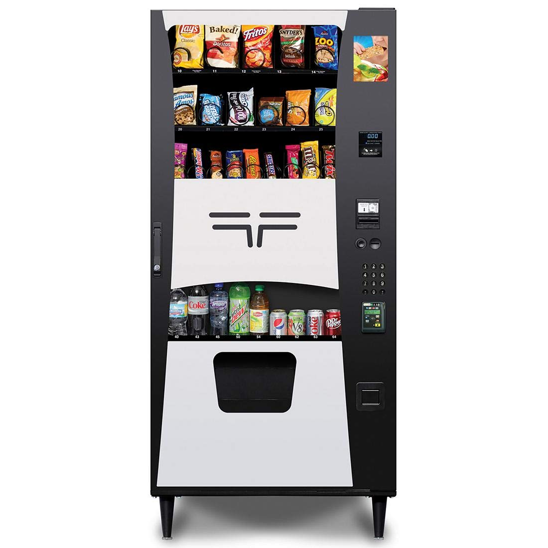 Selectivend SV 9-20 Snack and Beverage Cred Store Vending with Machine Industry No. 1