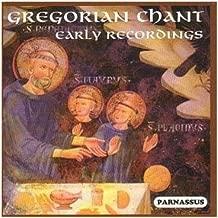Gregorian Chant: Early Interpreters / Various