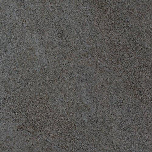 Terrassenplatten Magnetic anthrazit im Format 60x60cm aus Feinsteinzeug 2cm stark Terrassenplatte in Steinoptik (1 Karton)