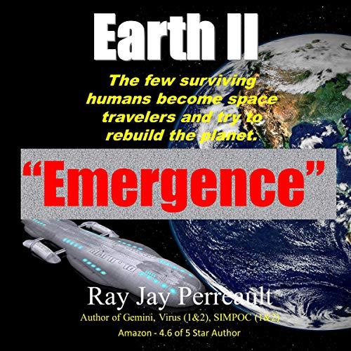 Earth II - Emergence cover art
