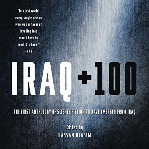 Iraq + 100 audiobook cover art