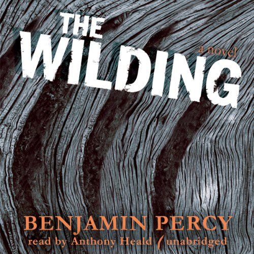 The Wilding audiobook cover art