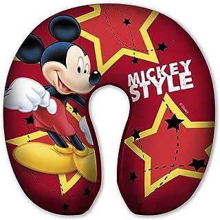 Star COJÍN Viaje Mickey Mouse Disney PoliésterCM. 30 x CM. 30 x H. CM. 8 - 59655