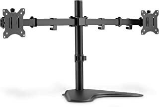 Digitus Dual Monitor Stand 15-32 Inches 2X 8 kg (Max) Black