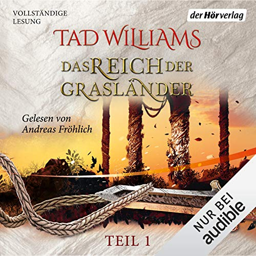 Das Reich der Grasländer 1 cover art
