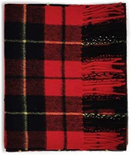 scottish tartan scarves