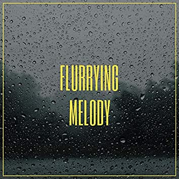 Flurrying Melody: Rainstorms Near the Plains
