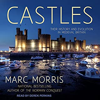 Castles audiobook cover art