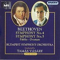 Symphony No. 4 Symphony No. 5 Fidelio-Overture
