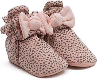 چکمه های اسنپ Robeez ، کفش بچه پسر/دختر بچه 0-12 ماه