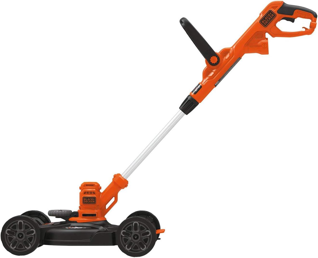 BLACK+DECKER BESTA512CM Electric Lawn Mower Amazon's Choice