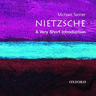 Nietzsche: A Very Short Introduction audiobook cover art