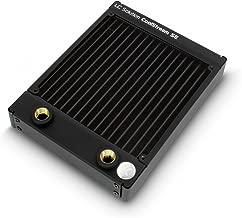 EKWB EK-CoolStream SE 140 Radiator, Slim Single, Black