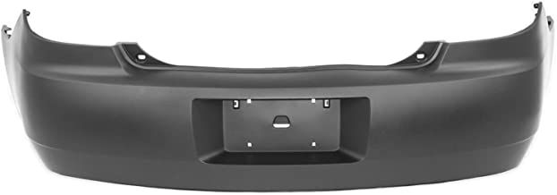 MBI AUTO - Painted to Match, Rear Bumper Cover for 2005-2009 Pontiac G6 Sedan 05-09, GM1100700