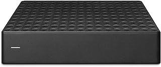 【Amazon.co.jp限定】Seagate Expansion HDD 10TB TV録画 静音 縦横置 省エネ 3年保証 外付け ハードディスク 3.5インチ STEB10000400