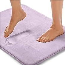 Gorilla Grip Original Thick Memory Foam Bathroom Rug Mat, Extra Soft, Comfortable Floor Rug Mats, Absorbent, Machine Washa...