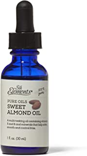 Silk Elements Pure Sweet Almond Oil