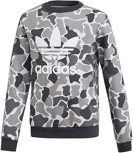Adidas J TRF C Crew Sweat, Enfants