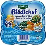 Blédina Bledichef Salmón Y Espinacas Tiernas De 12 Meses 230G
