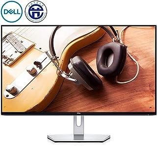DELL 戴尔 S2719H 27英寸微边框 内置5W音箱 双HDMI接口 爱眼不闪屏 电脑显示器 可开专票