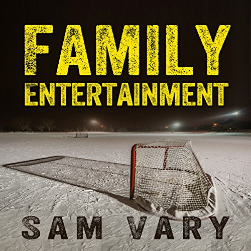 Family Entertainment audiobook cover art