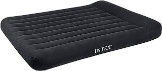 INTEX インテックス ピローレスト クラシック エアーベッド ワイドダブル Queen Pillow Rest Classic Airbed 66769 持ち運び アウトドア 車中泊 ゲスト用 キャンプ 幅152×長さ203×高さ23cm [並行輸入品]