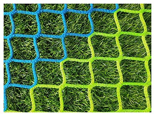 AEINNE Redes Entrenamiento, Red Tenis Futbol Portería Fútbol Porteria Porterias Práctica Red Balon Balonmano Redes Detención Balones Valla Cancha Deportes Reboteador Barrera Rebote Goal Net Netting