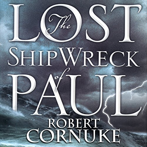 The Lost Shipwreck of Paul audiobook cover art