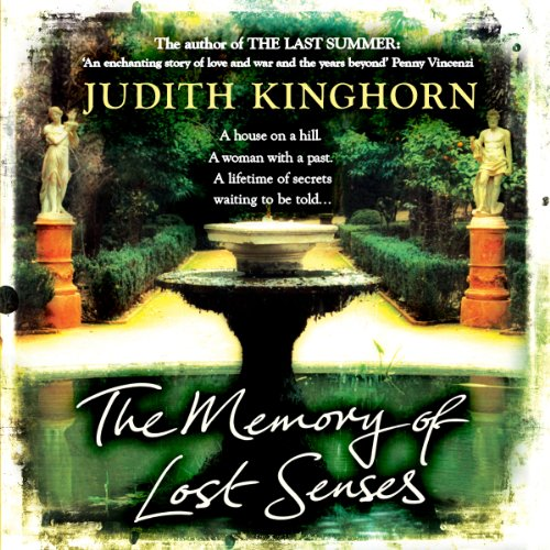 The Memory of Lost Senses audiobook cover art