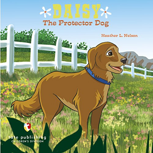 Daisy the Protector Dog cover art