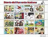 Prophila Collection San Marino 1732-1747 Sheetlet (Completa.edición.) 1997 Comics (Sellos para los coleccionistas) historietas