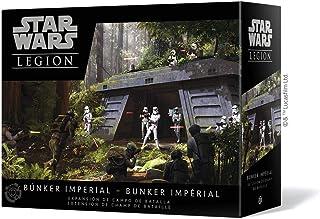 Fantasy Flight Games- Star Wars Legion - Búnker Imperial, Color (SWL58ES)