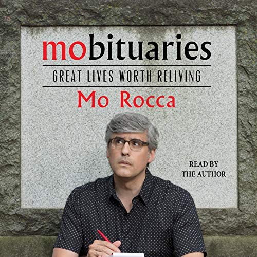Mobituaries Audiobook By Mo Rocca cover art