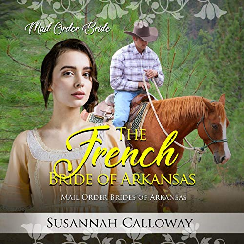 The French Bride of Arkansas audiobook cover art